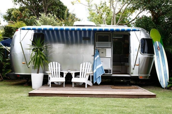 Wanderlust: 13 Airstream Trailers for Living Small