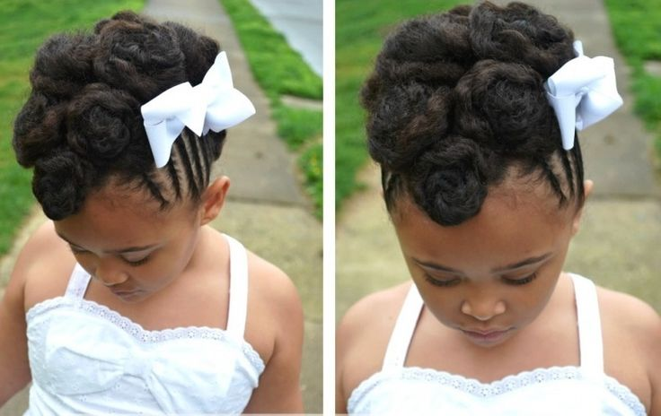 Best 25+ Kids Wedding Hairstyles Ideas On Pinterest