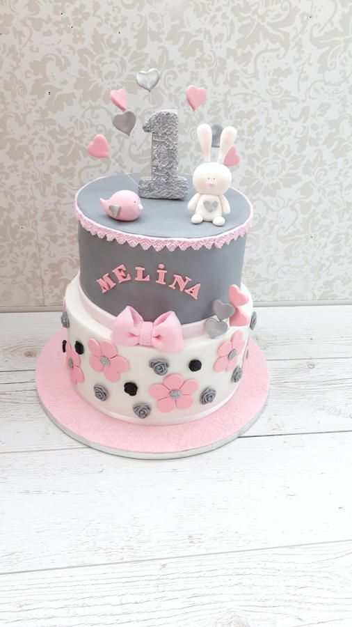 Sweet one birthday cakes by nebibe