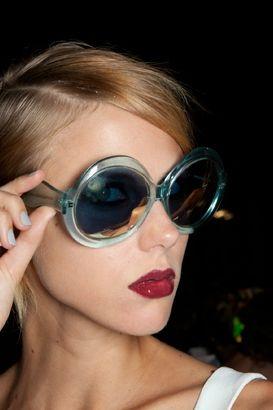 Jonathan Saunders   ss13   sunglasses