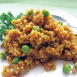 Curried Quinoa Allrecipes.com