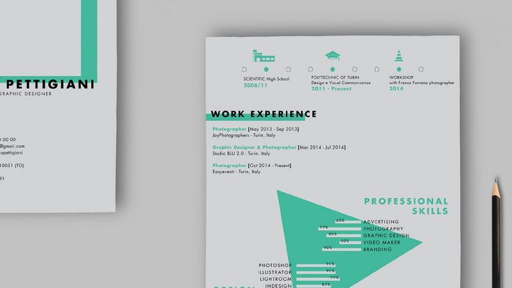 How to create the perfect design resumé: Follow these 16 pro tips to help your resumé stand out from the crowd and snag that all-important interview.
