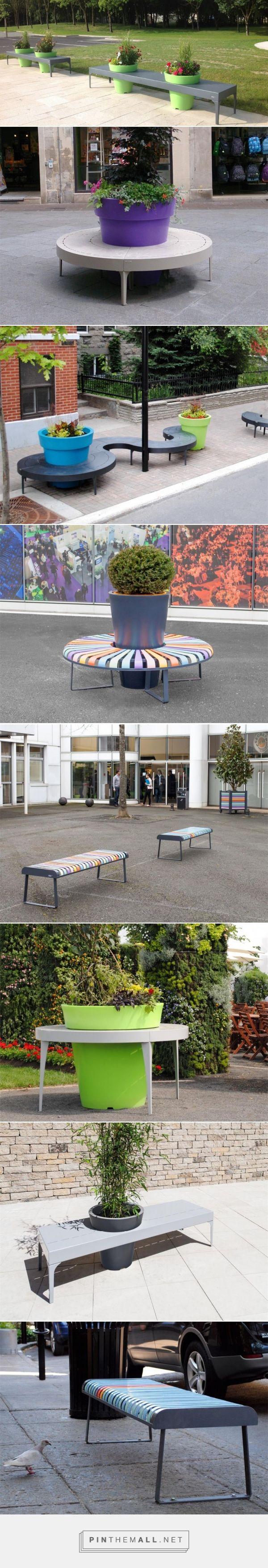 modern public furniture ideas | Inspirowani Naturą I atech-pl.eu