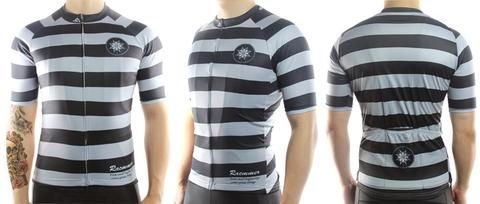 Striped Collection - Short Sleeve Cycling Jersey