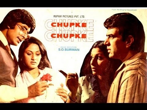 Chupke Chupke (1975),Best Hindi Films - Top 25 Bollywood Movies of All Times, A drama Movie with comedy,Online Download Free    Chupke Chupke (1975),A newly wedded husband plays a practical joke on his wife's family with full support from his wife and friends.Watch Free  Online Top Movies: Chupke Chupke (1975),Best Hindi Films - Top 25 Bol... http://topmovieoftheyear.blogspot.com/2012/08/chupke-chupke-1975best-hindi-films-top.html?spref=tw