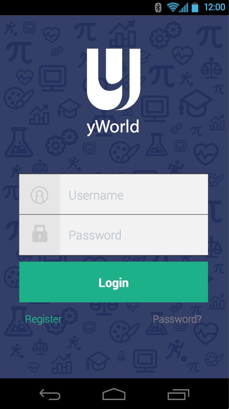 App net login