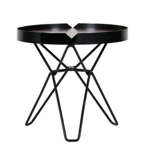 Spice Side Table - Black
