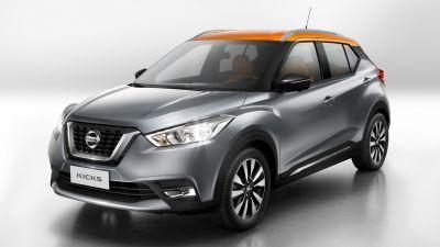 New Nissan Kicks by drive.gr