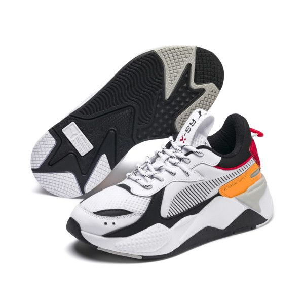 Basket RS X Tracks Youth | Collection de chaussures
