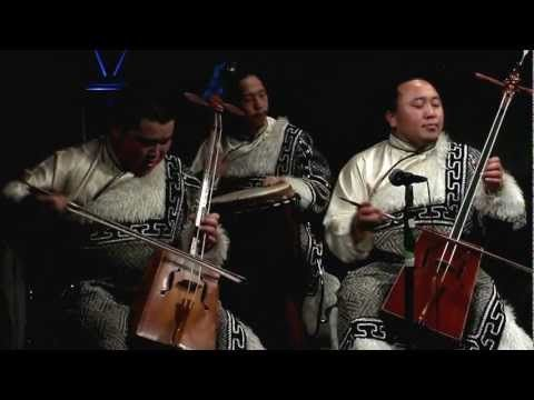 "▶ Traditional Mongolian Ethnic Music Group ""Khusugtun"" (Хөсөгтөн) - YouTube"