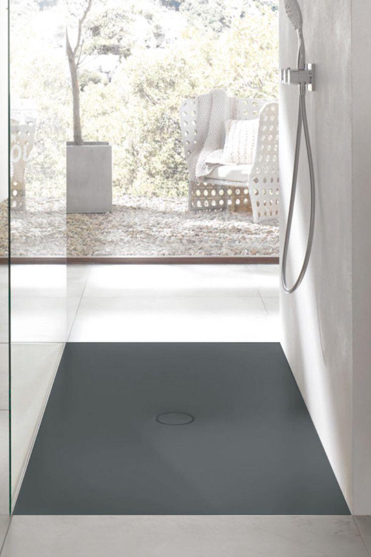 Bette Floor Mit Der Duschwanne Aus Der Floor Serie Von Bette