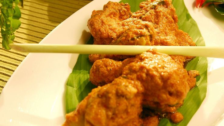 Chicken with Coconut Milk   Asian Food Channel
