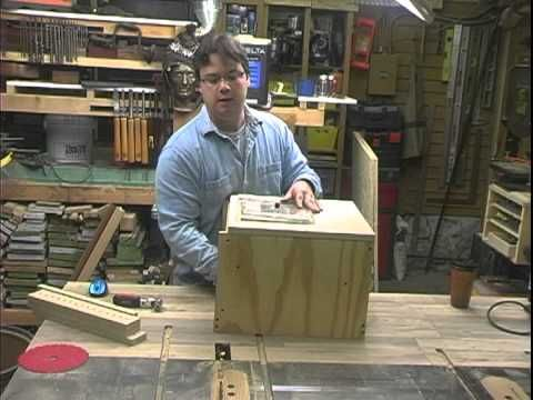 ▶ Make a sliding router table like the Festool CMS and MORE-Woodworking