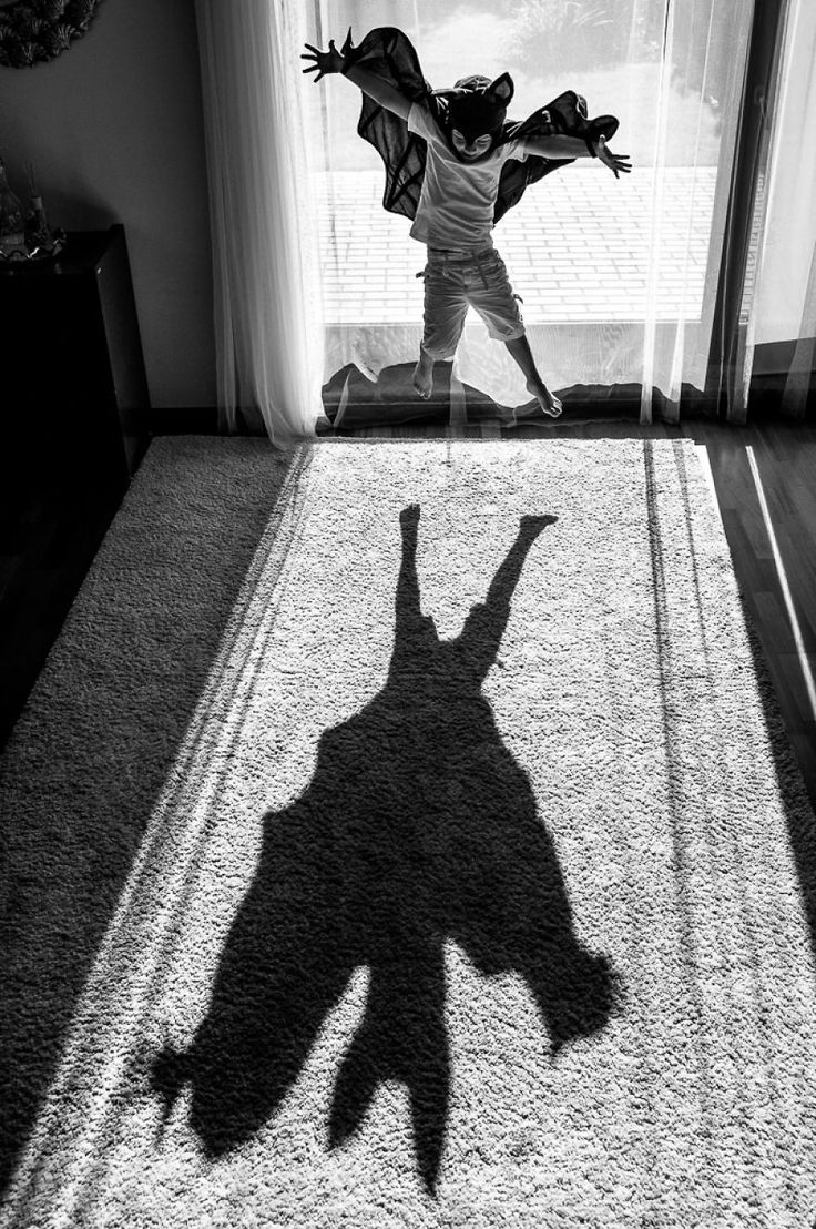 Batman By Anna Kuncewicz, Poland (1st Place In The Silhouette Category, Second Half)