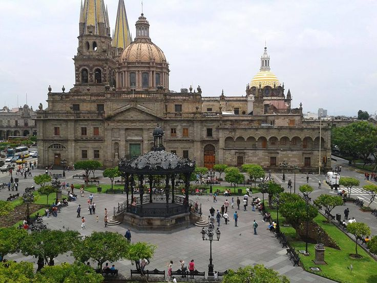 Catedral, Guadalajara, Jalisco, México. see you this summer, it's been way too long mi México lindo y querido!
