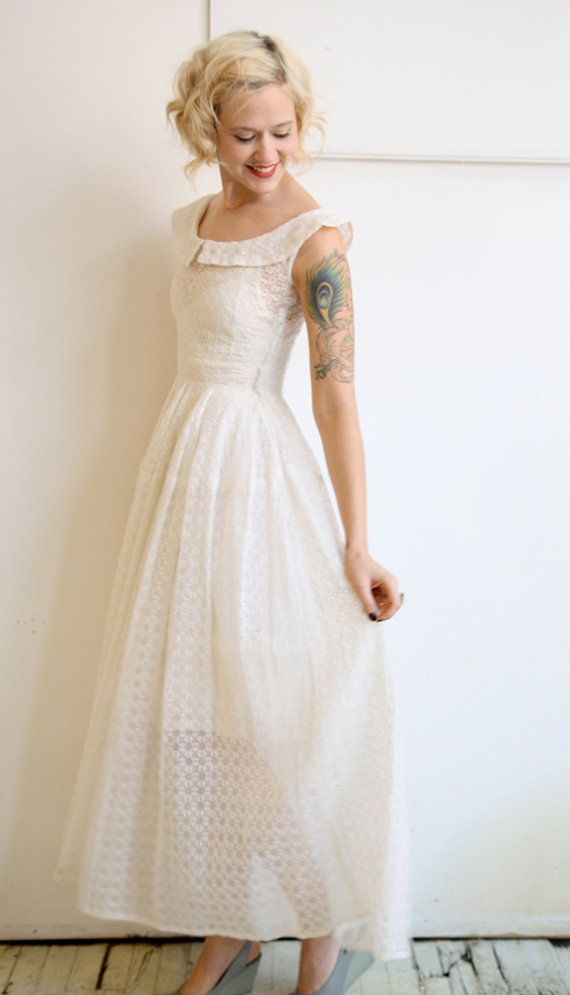 1000 images about eyelet fabric on pinterest cotton for White cotton eyelet wedding dress