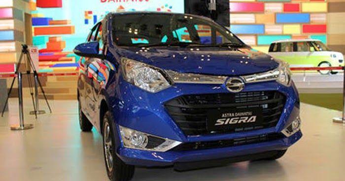 Daihatsu Sigra Mobil Keluarga Termurah