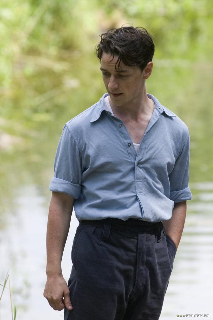 James McAvoy, Robbie, Atonement (2007)