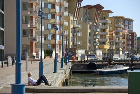 Waterfront Hisingen, Gothenburg, Sweden. One of m…
