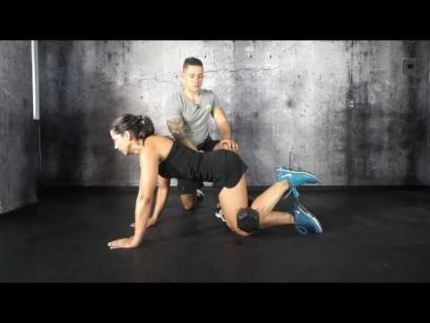 Rutina de aumento de masa muscular / Excelente circuito para Gluteos, cadera, pierna y abdomen - YouTube
