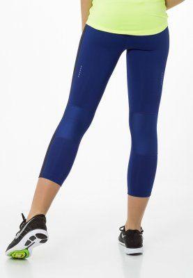 Bestill Nike Performance Tights - deep royal blue/reflective silver for kr 429,00 (19.01.16) med gratis frakt på Zalando.no