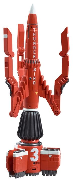 Thunderbirds Vehicle with Sounds - Thunderbird 3 | Buy Toys Online | Thunderbirds Toys