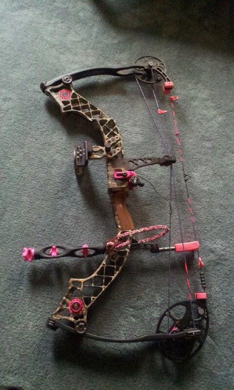 My 2013 Mathews Jewel bow