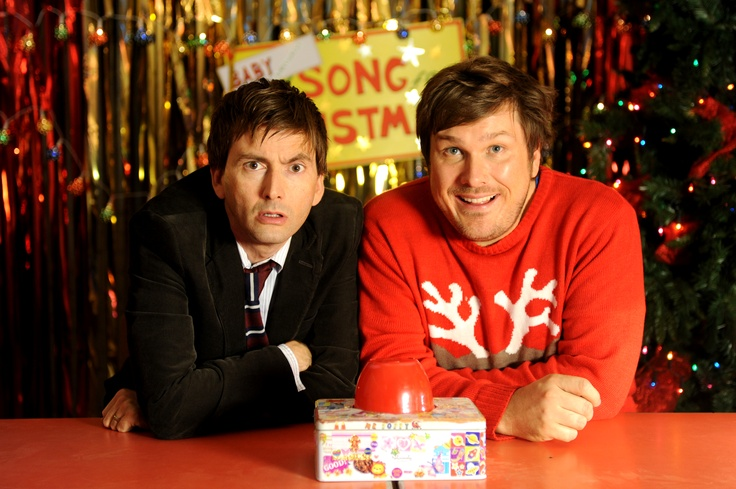David Tennant and Marc Wootton star in Nativity 2 Danger In The Manger - out 23rd November. Find out more at www.david-tennant...