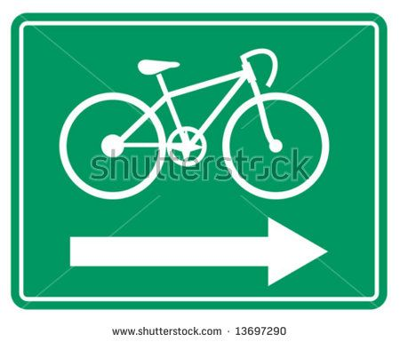 Cycle symbol  #bicycle #symbol #retro #illustration