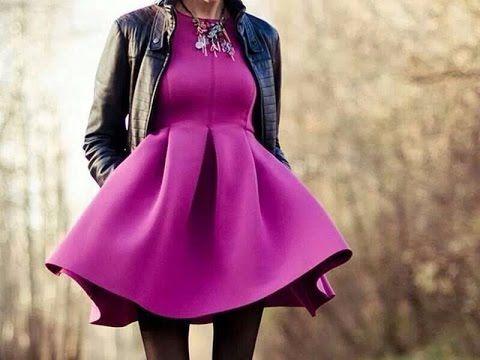 Tendencias: Colores de Moda Otoño/Invierno 2014-2015