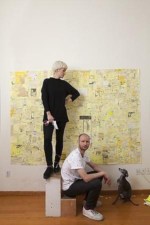 Simon Evans http://www.jamescohan.com/exhibitions/2014-01-10_simon-evans