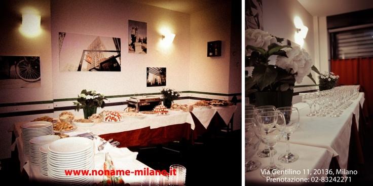 Noname Ristorante Pizzeria    www.noname-milano.it  Via Gentilino 11, 20136, Milano