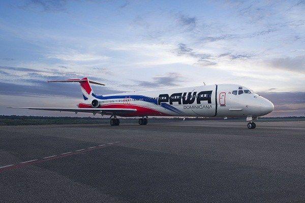 Pawa Dominicana realizará tres vuelos semanales Santo Domingo-Cuba