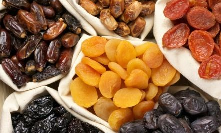 Dried Fruit benefits.  http://www.care2.com/greenliving/surprising-health-benefits-of-dried-fruits-18-dried-fruit-recipes.html