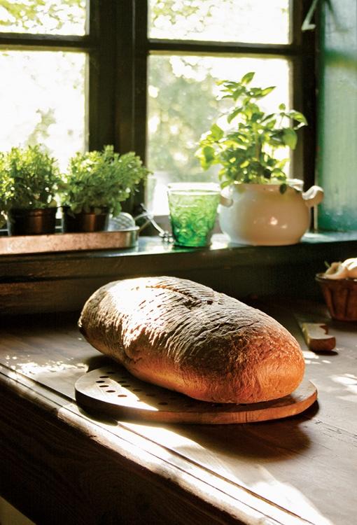 Śniadanie z widokiem - dom na Mazowszu - Weranda Country