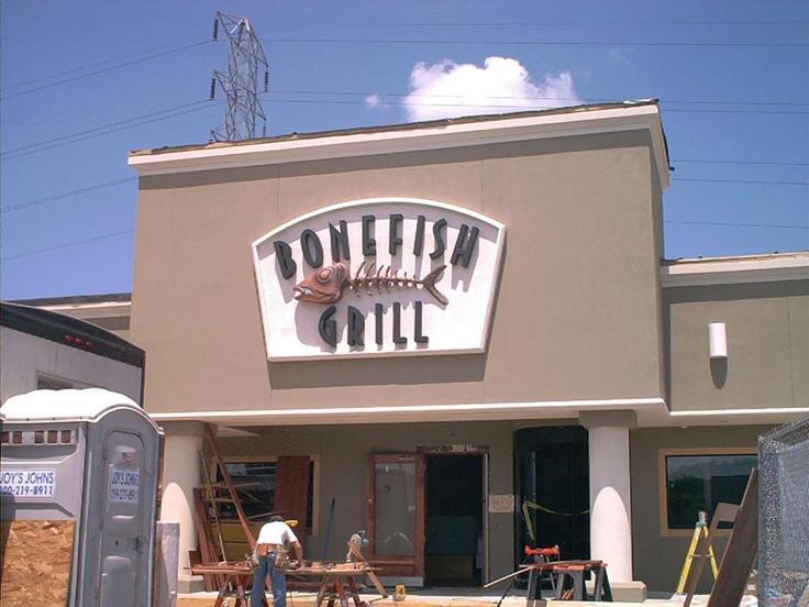 Bone fish grill restaurants pinterest grilling fish for Saybrook fish house