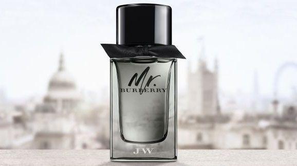 Mr. Burberry : Nouveau parfum homme