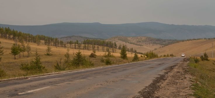 На подъезде к Малому Морю (Байкал)
