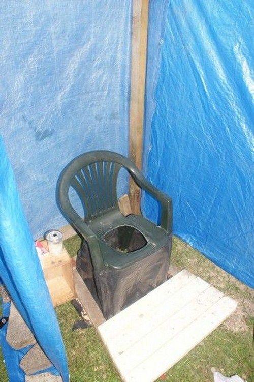 Crazy Outdoor Toilets Crazy Funny Stupid