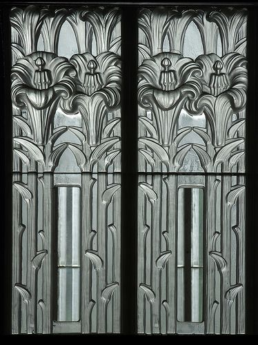 Lalique window | Found in St Matthew's Glass Church near St … | Alison Stamp | Flickr