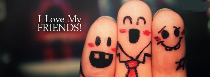 Beautiful wallpapers of friendship for facebook (6) - HD