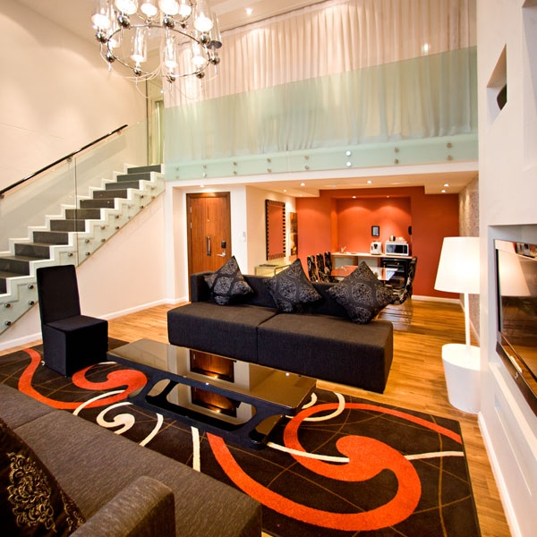 Loft living at Protea Hotel Fire & Ice! Cape Town