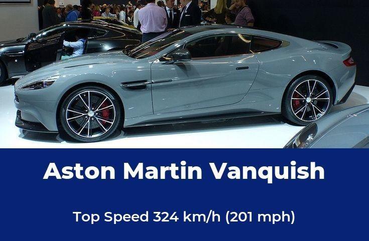 Aston Martin Vanquish Top Speed 324 Km H 201 Mph Astonmartinvanquish Astonmartinvanquishzagatovolante Aston Martin Vanquish Aston Martin Aston