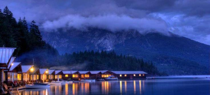 Ross Lake Resort Nat'l Cascades Park, WA