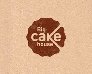 92 Creative Logos For Branding Identity InspirationBig Cake House