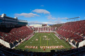 Virginia Tech Football Tickets!