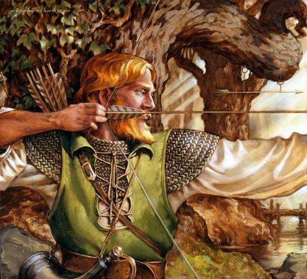 Robin Hood Робин Гуд   злой гений Англии