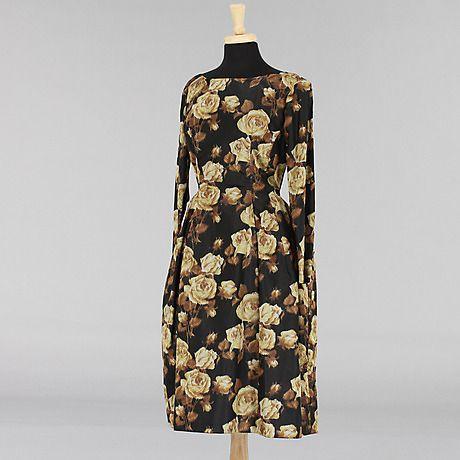 171285. KLÄNNING, Leja Göteborg, ungefärlig strlk 38/40, Auctionet. Denna underbara 60-tals klänning är jag numera lycklig ägare till =)