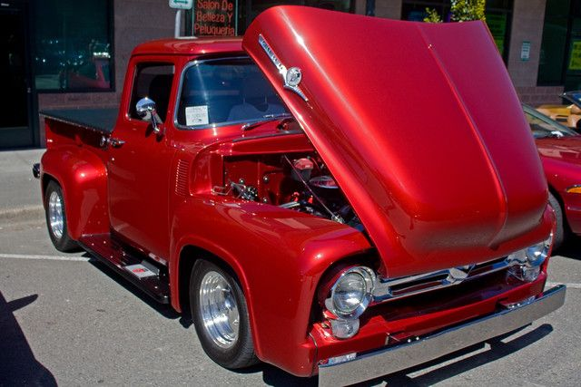 vintage classic Chevy trucks
