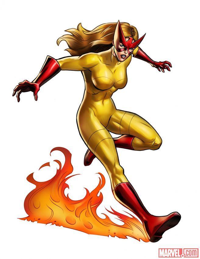 Spitfire #Marvel: Avengers Alliance